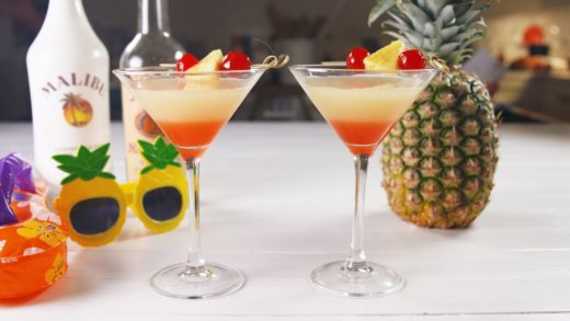 Bikini Martini, Rum Drink Recipes