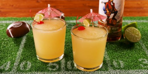 Touchdown TikiRita, Rum Drink Recipes